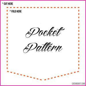 Pocket Template For Sewing 17 best ideas about pocket pattern on