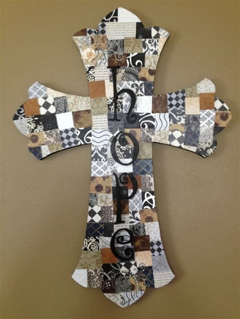 decoupage crosses 12 best crosses images on crosses decoupage