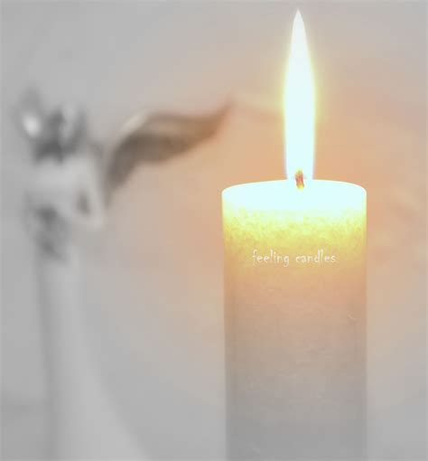 imagenes velas blancas vela blanca velas pinterest
