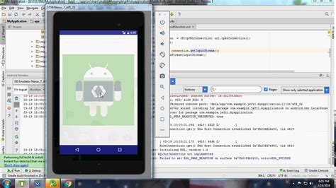 android tutorial android studio android tutorial 11 asynctask android studio 2 1 youtube
