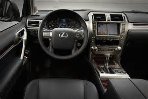 Lexus Gx 460 Interior 2015 Lexus Gx 460 Series Usa Cars News
