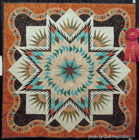 Southwestern Quilts by Quilt Inspiration Desert Adventure Quilt Arizona Part