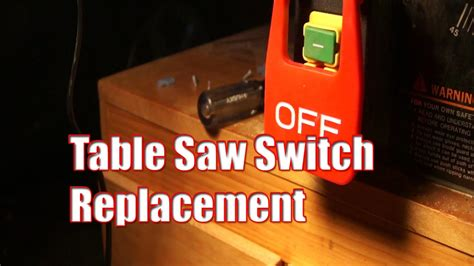 table  switch replacement youtube