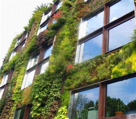 Vertical Garden Benefits Inhabitat Sustainable Design Innovation Eco
