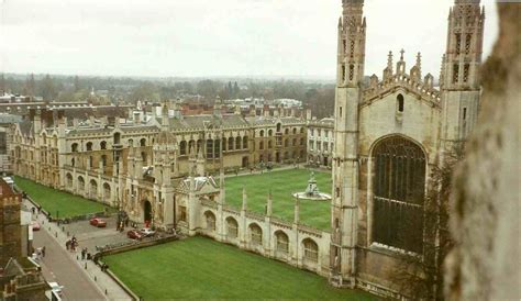 Cambridge Search The Attractions Of Uk S Cities