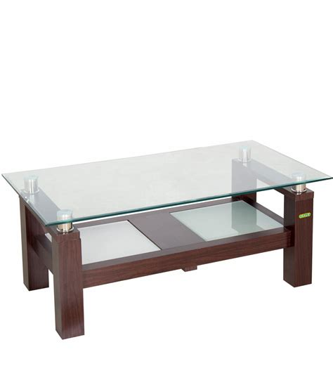 images of tables buy centre table in brown colour by zuari online