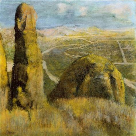 Landscape Artwork For Sale Landscape Painting Edgar Degas Landscape Paintings For Sale