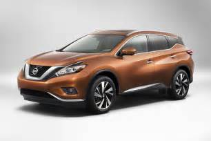 new nissan cars 2015 2015 nissan murano live photos 2014 new york auto show