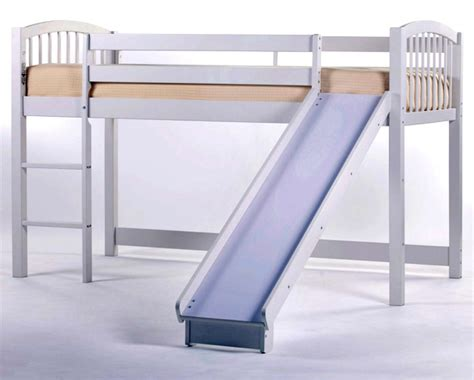 Loft Bunk Bed With Slide Bunk Bed With Slide 4 Great Ideas For Toddlers
