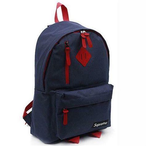 supreme backpack supreme black backpack ebay
