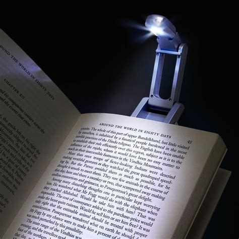 reading light for books clip insten book reading light with clip overstock shopping