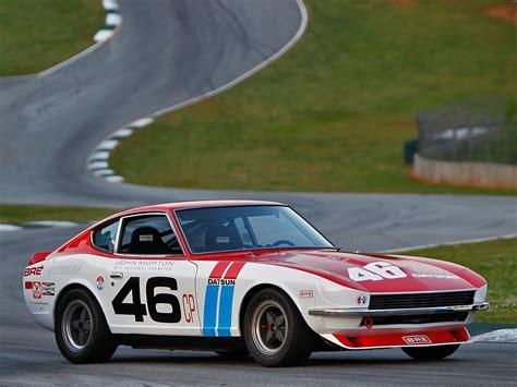datsun race car 1970 bre datsun 240z scca c production national