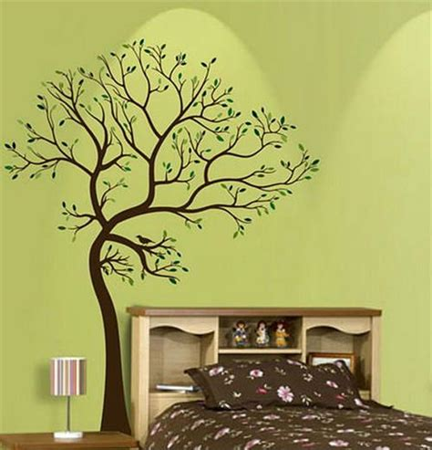 Tree Branch Home Decor by Best Diy Wall Painting Designs Ideas Diy Craft Projects