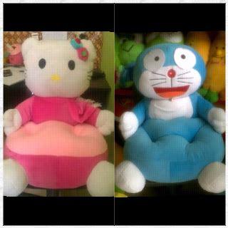 Bantal Leher Travelling Print Pink Kepala Doraemon Pink bantal print foto matras karakter sofa anak karpet karakter dll ibuhamil
