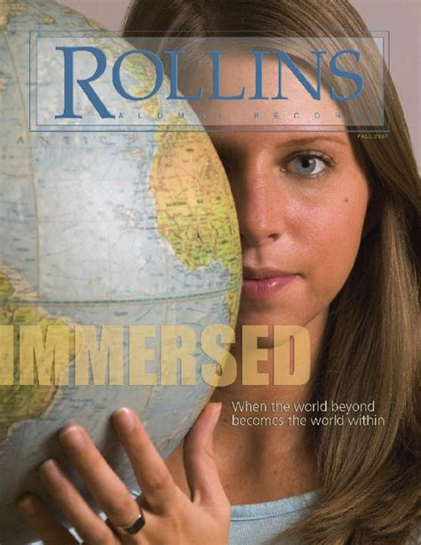 Harvard Agribusiness Mba by Rollins Alumni Record Fall 2007 By Rollins College Issuu