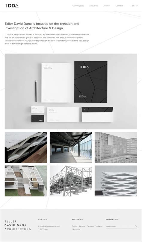 architecture design inspiration sites taller david dana architecture and design studio