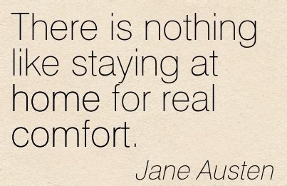 True Home Comfort by Nobody Meant To Be Unkind But Nobody Put Themselves Out Of Their Way To Secure Comfort