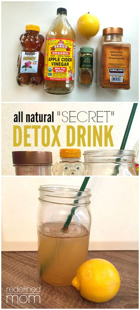 All Detox by All Quot Secret Quot Detox Drink Recipe