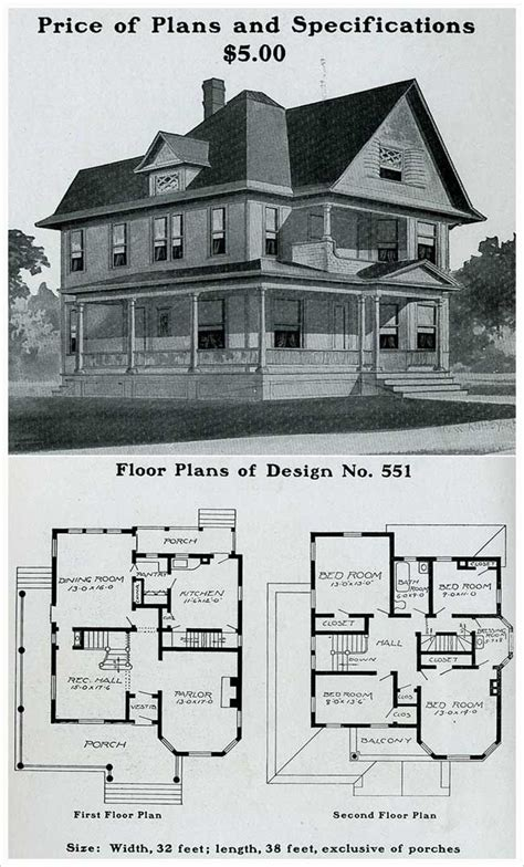 Vintage House Plans 1900s A Collection Of Other Ideas To 1900 Century House Plans