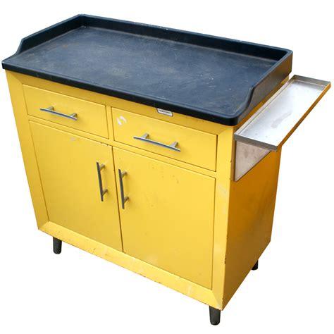 Metal Cabinet Vintage by 32 Quot Industrial Vintage Metal Cabinet