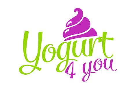 yogurt   logo yo