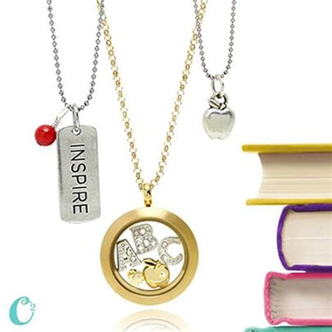 show appreciation with origami owl necklace