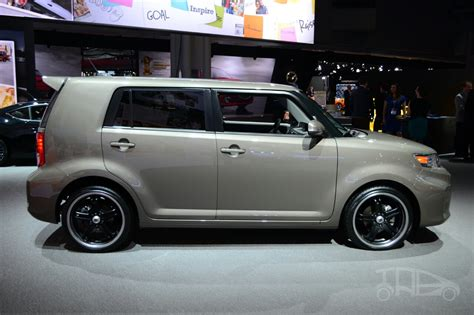 scion xb 10 series review scion xb release series 10 0 side at the 2014 new york