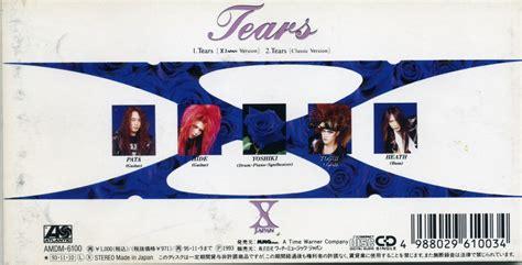 download mp3 x japan tears tears 邦楽 art of life yahoo ブログ