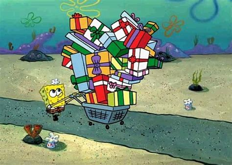 spongebob squarepants images spongebob christmas 8