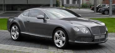 Bentley Media File Bentley Continental Gt Ii Frontansicht 5 30