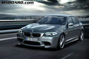 F10 Bmw Bmw M5 F10 Rendered Speculation Images