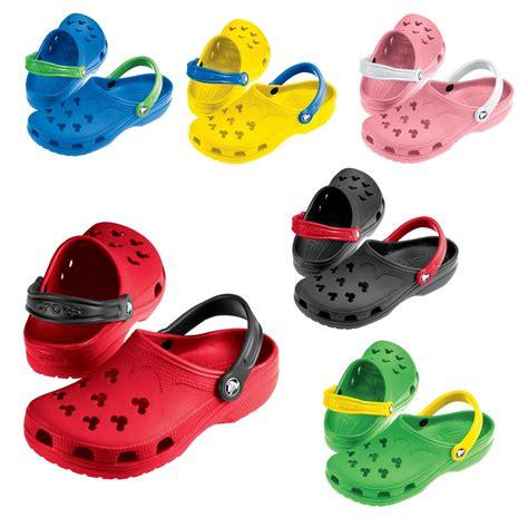 Disney Crocs crocs disney slippers everyday shoes shoes