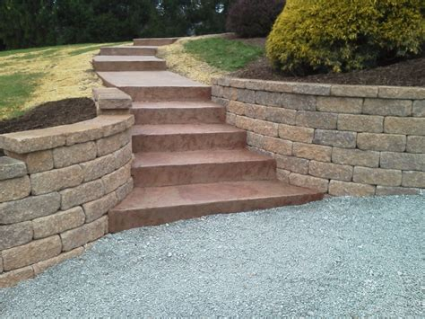outside steps outdoor steps country farms inc