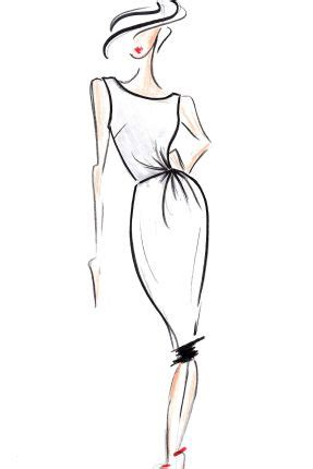 design dress step by step 17 best ideas about drawing fashion on pinterest croquis