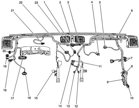 2005 chevy equinox wiring diagram wiring diagram and