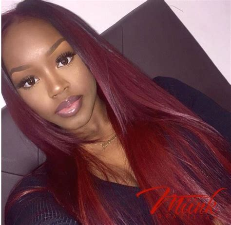 sew in bobs hairstyles in auburn colors 1000 images about slayedhair on pinterest lace closure