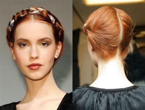 stylish  splendid milkmaid braid ideas ohh