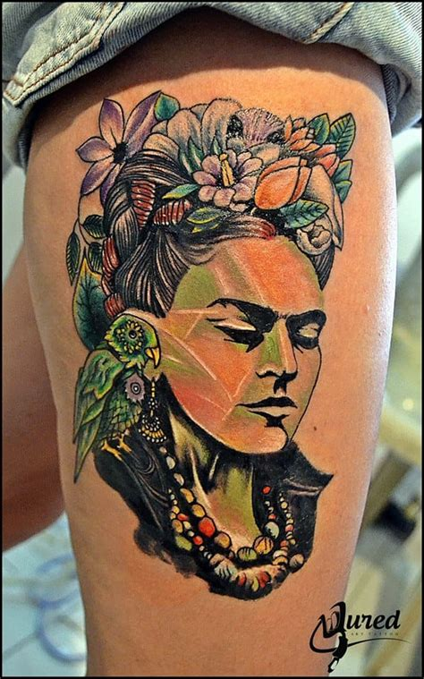 pinterest tattoo frida kahlo 15 artistic frida kahlo tattoos frida pinterest