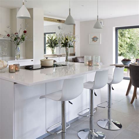 kitchen island extensions kitchen extension ideas ideal home