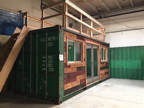 shipping container house tiny house swoon
