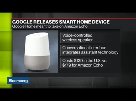 new smart home devices is google s new smart home device a threat to amazon