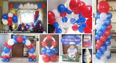 Nautical Theme For Baby Shower - nautical theme balloon decors at ma antonia village jarein images frompo