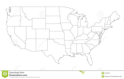 vector map of the united states map of the united states stock vector image of indicating