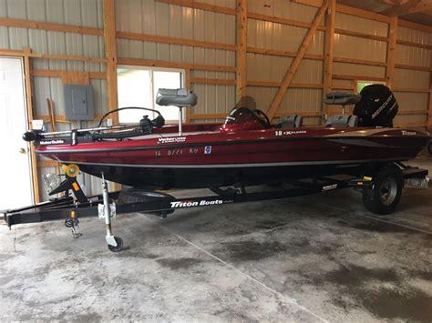 triton boats 18 explorer triton 18 explorer 2009 for sale for 15 500 boats from