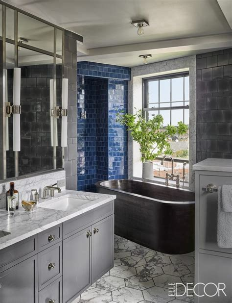 bathroom design stores house tour andy cohen s nyc pad the room