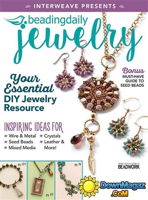 beading daily beading daily jewelry 2016 187 pdf magazines