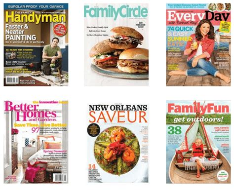 discountmags magazine subscriptions the best deals discount mags summer sale magazine subscriptions 3 99 to