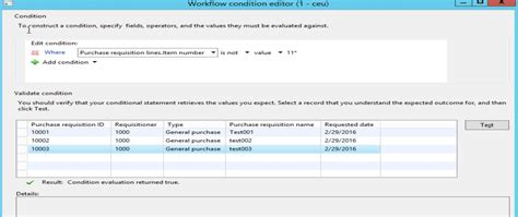 ax 2009 workflow use of asterisk or wildcard workflow conditions ax 2009