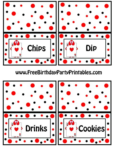food card template free in card soldiers printable cutout