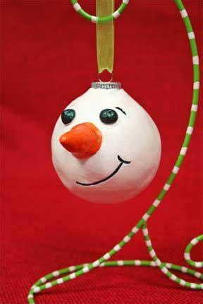 dress up a plain ornament with crayola model magic 174 paint